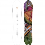 Burton Family Tree Fish Swallowtail Snowboard