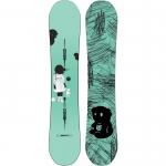 Burton Deja Vu Restricted Snowboard - Women's