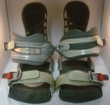 Ride LX Bindings Grey Large