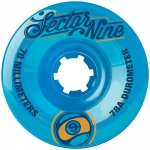 Sector Nine 9 Ball Longboard Wheels 70mm