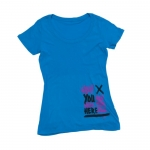 Ride Wish Scoop Neck Tee - Women's