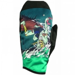Rome SDS Beach Party Snowboard Mittens