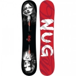 Burton 2014 Restricted Nug Snowboard