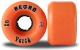 Retro VertZ Longboard Wheels 65mm/96a