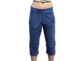 Nikita Animated Knee Pant [Pigeon Blue]