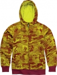 Burton Scoop Hoodie - Women's [Lime Light Pop Camo]