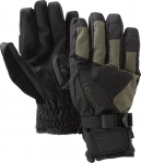 Burton GoreTex® Under Glove [True Black/Trench Green]