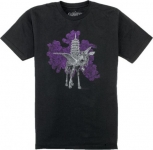 Spacecraft Camel Temple Tee Men's [Black]