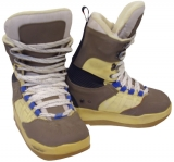 Shimano Enduro 2 Step-In Boots [Yellow/Tan #9] Men's Size 8