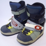 Shimano Skylord Step-In Boots [Blue/Grey #86] Men's Size 8
