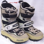 Shimano Skylord Step-In Boots [Tan/Black #11] Men's Size 8