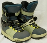 Shimano Skylord Step-In Boots [Blue/Grey #10] Men's Size 8