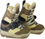 Shimano Enduro 2 Step-In Boots [Yellow/Tan #66] women's Size 5