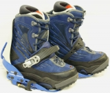 Ride Orion HB Step-In Boots/Bindings [Blue #76] Women's 7.5
