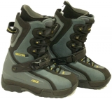 K2 Sector Step-In Boots [Grey/Black #6] Men's Size 7