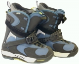 K2 Guide Step-In Snowboard Boots [Blue/Black #22] Men's Size 9