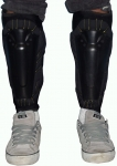 Demon Deflector Shin Guard