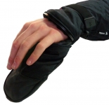 Vaughn Outdoor C-Zip Performance Classic Overcuff Mittens
