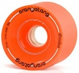 Orangatang 4 President Wheels Orange 70mm/80a