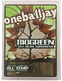 One Ball Jay Biogreen All Temp Wax