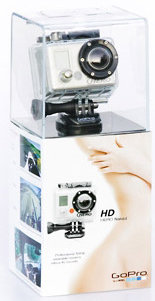 GoPro Hero Naked HD Camera