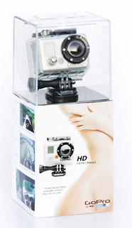 GoPro HD HERO Naked Video Camera