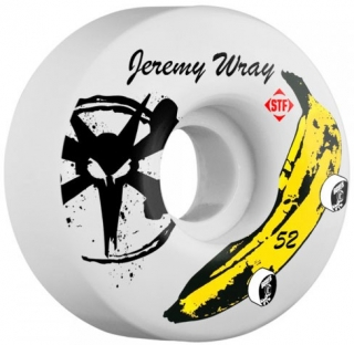 Bones Stf Jeremy Wray Banana Skateboard Wheels At Salty Peaks