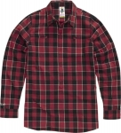 Burton Women's Player Flannel [Brimstome Mischief Plaid]