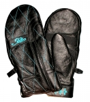 Celtek Women's Gem Mittens [Black]