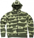 Spacecraft Treeline Hoody