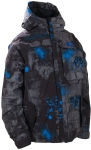 686 Boy's Mannual Bricks Insulated Jacket