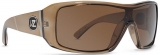 Von Zipper Comsat Brown Gloss / Bronze Sunglasses