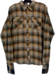Sector 9 Woodland Flannel Shirt / Slide Glove