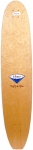 "Barfoot Yater Limited Woody 47"" Signed Longboard"