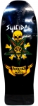 Suicidal Possessed To Skate Skateboard Deck Black