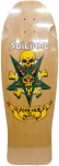 Suicidal Possessed To Skate Skateboard Deck Natural