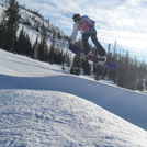 Connor Conklin Salty Peaks Snowboard Team