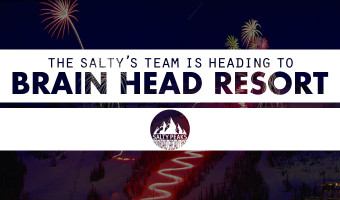 Salty Peaks Snowboard Team Trip to Brian Head Resort
