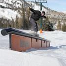 Taylor Miller Salty Peaks Snowboard Team