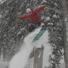 Tyler Hubbell Salty Peaks Snowboard Team