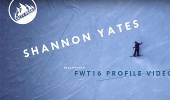 Shannan Yates Freeride World Tour 16