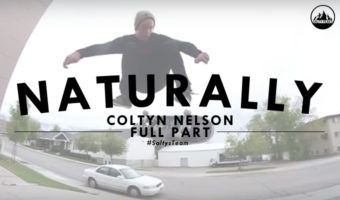 Coltyn Nelson Full Part Skateboard Video